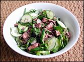 Thai Beef Salad With Cucumber Dressing